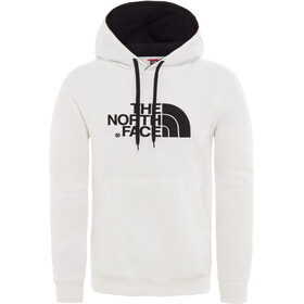 The North Face Drew Peak Felpa con cappuccio Uomo, tnf white/tnf black